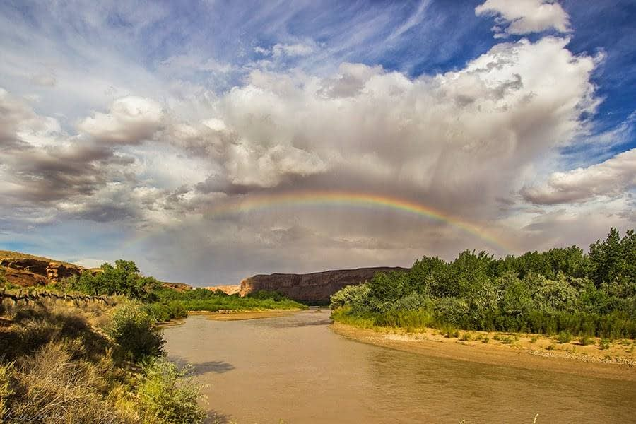 3-day River Journey – Bluff to Mexican Hat