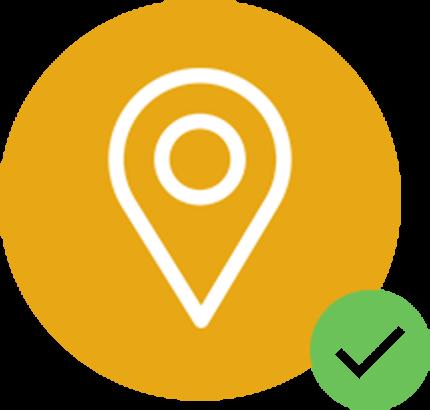 location holder