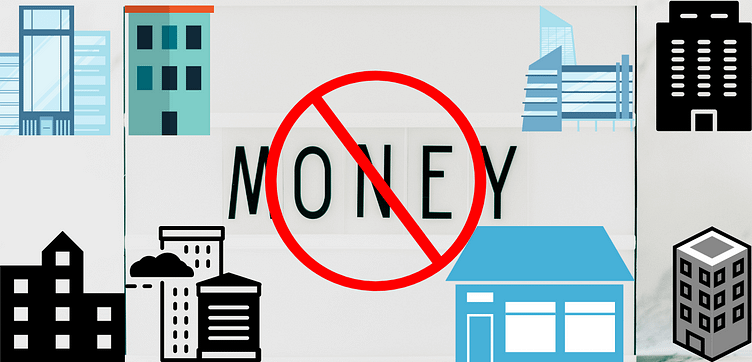 No money down commercial real estate