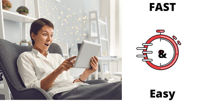 Fast & easy business loans