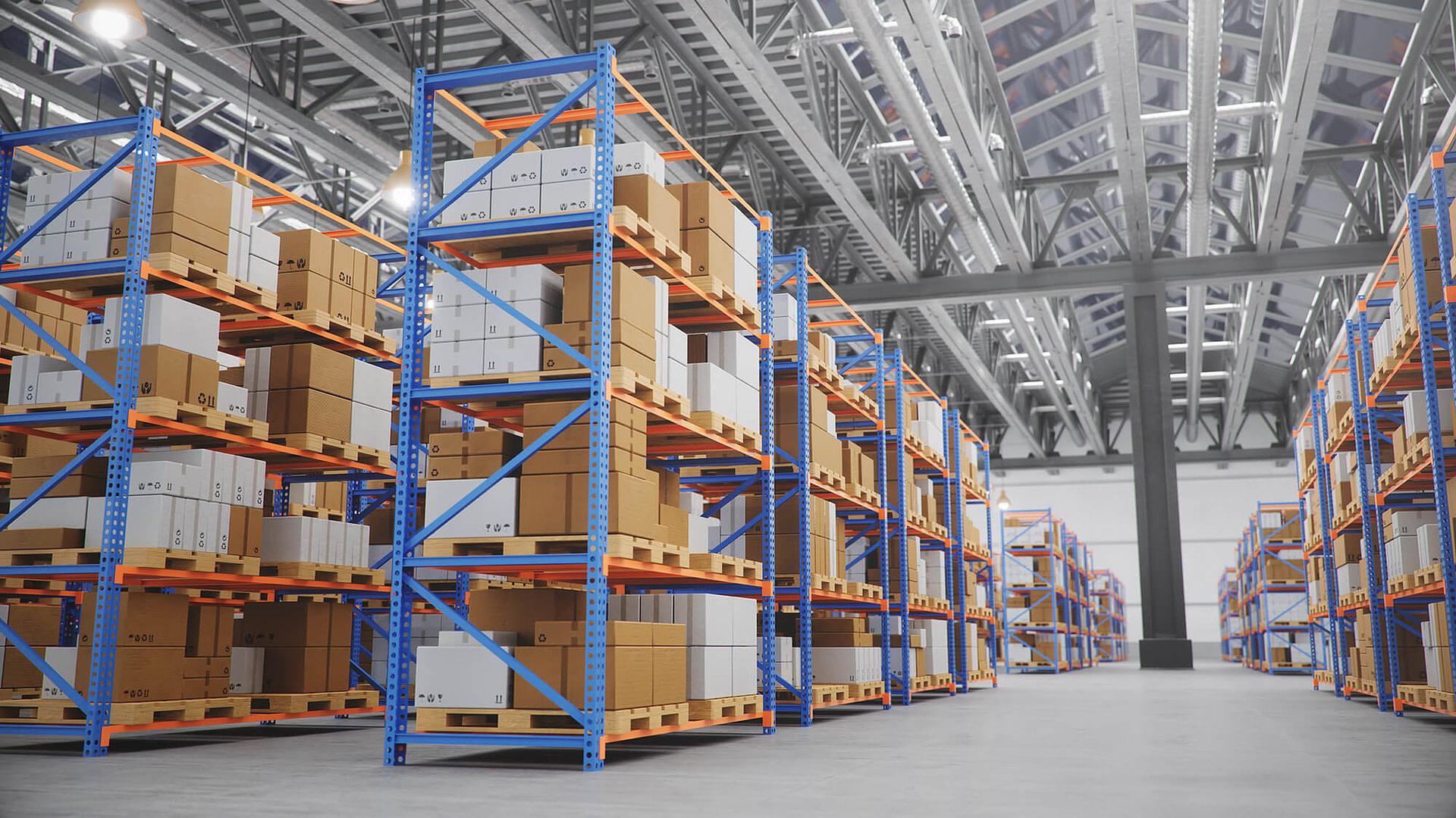 warehousing inventory