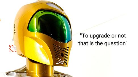 upgrade technology
