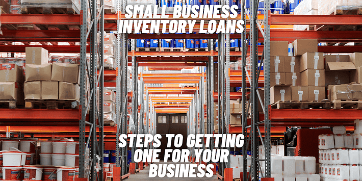 Small Business Inventory Loan