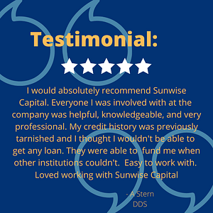 review I loved working with Sunwise Capital