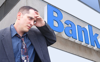 stressed business owner needs bad credit business loans