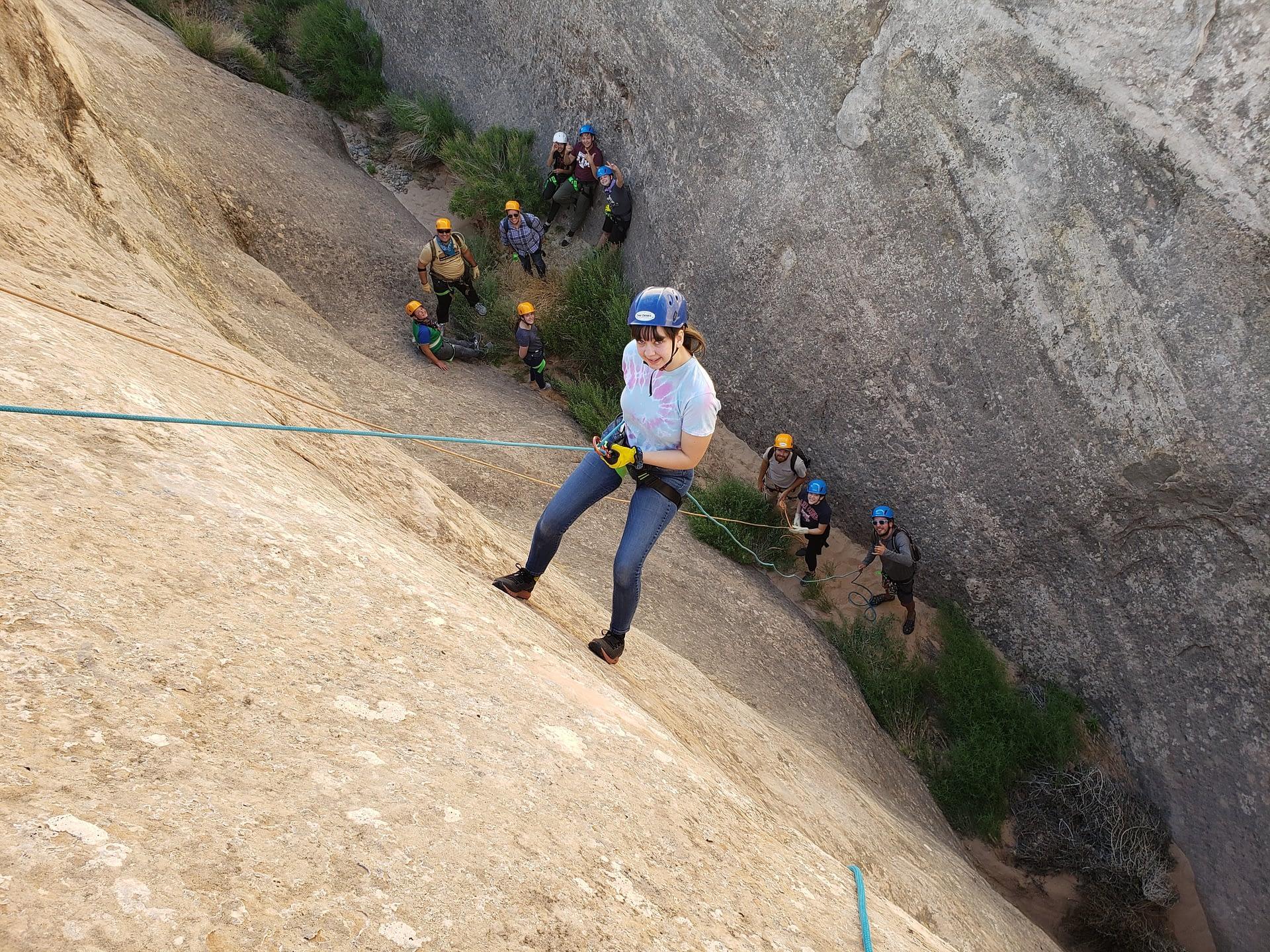 Calf Canyon Half-day