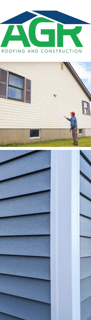 AGR also does siding replacement