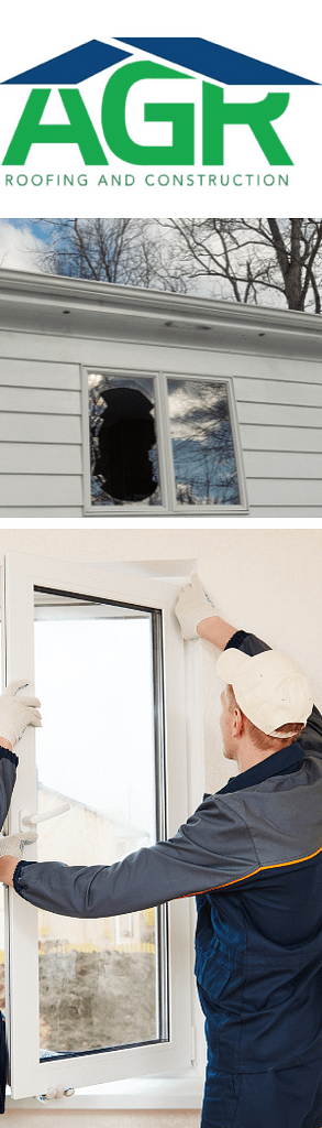 AGR Roofing & Construction does window repair
