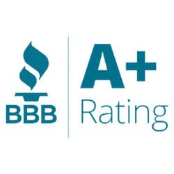 AGR iRoofing & Construction is BBB A+ rated