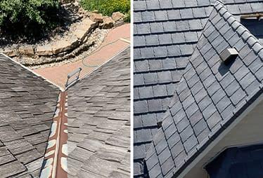 Roof Hail Repair