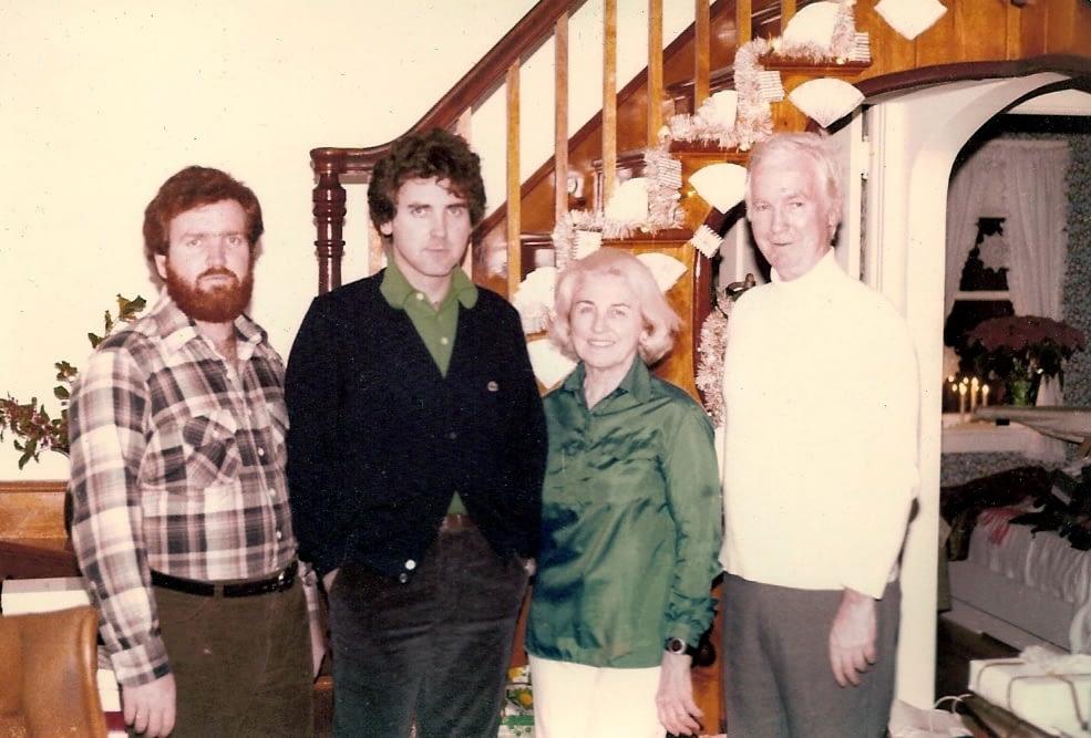 Jeff, Bob, Betty and Arny