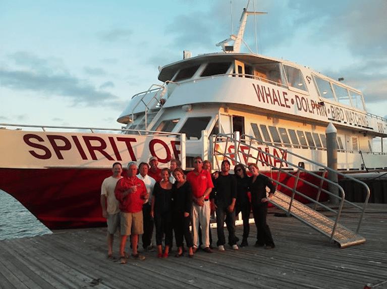 Sunset Dolphin Cruise