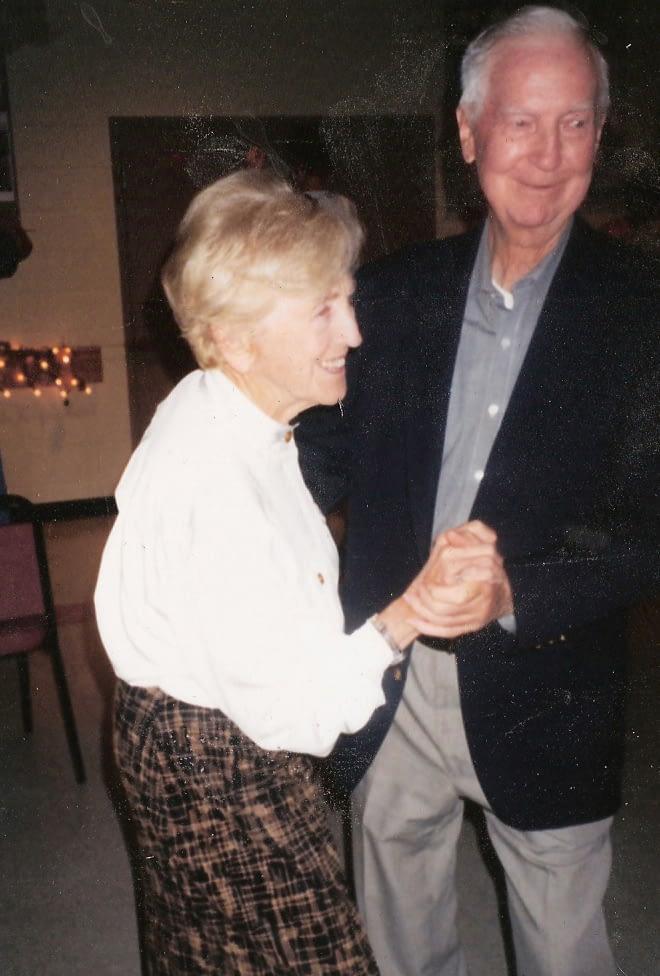 Arny and Betty Stewart