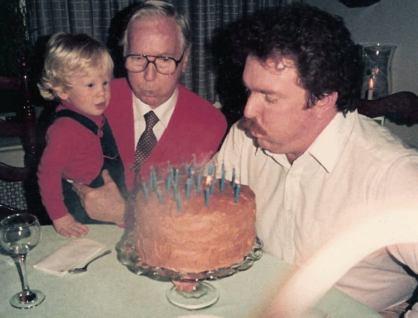 Three Generations of Stewarts