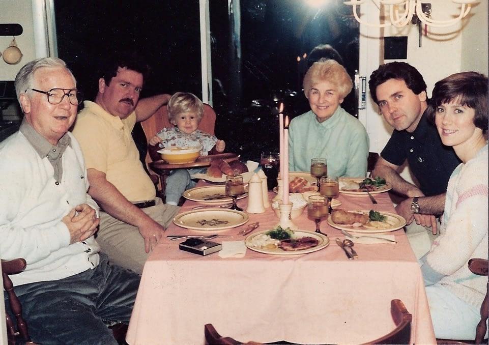Arny, Jeff, Jeff, Betty and Bob and Michele