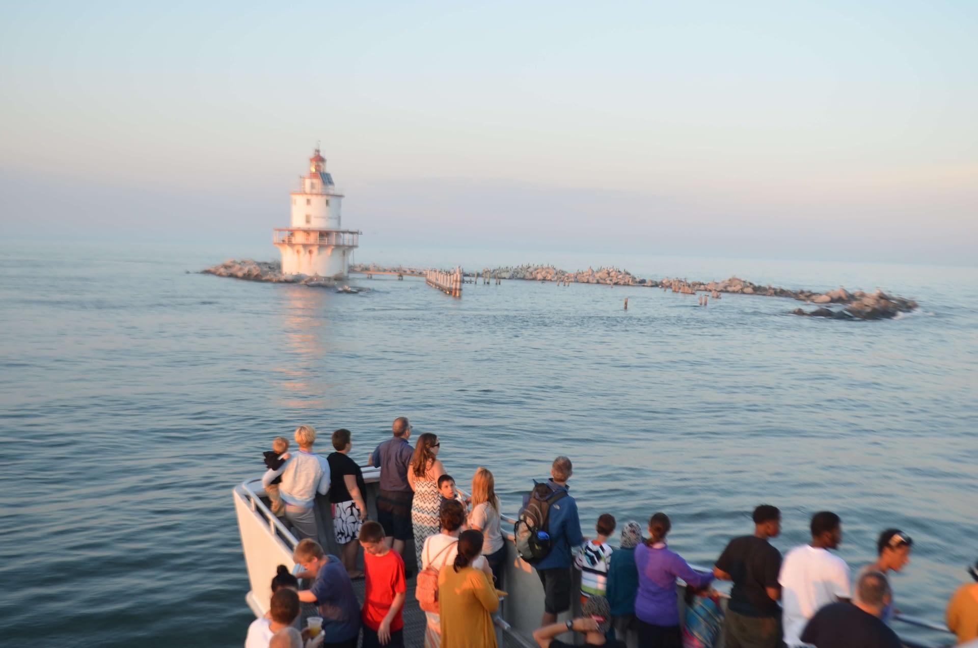 Sunset Lighthouse Cruise
