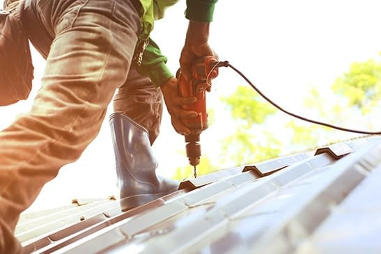 How To Repair A Hole In Your Metal Roof