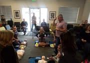 CPR classes in Springfield, Oregon