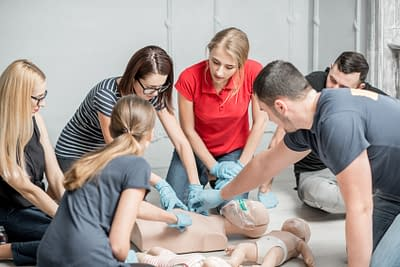 cpr certification class