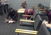 CPR training for dental office in Beaver Oregon