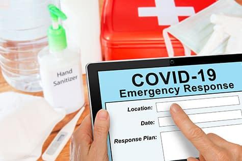 COVID-19 Emergency Response Plan