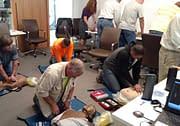 CPR Training class in Seattle Washington