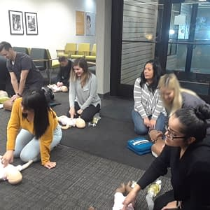 Basic Life Saving Course in Beaverton, Or