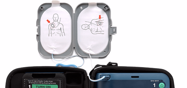 Philips Heartstart AED Combo