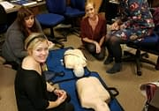 CPR and BLS Training In Portland, Oregon