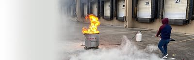 Fire Extinguisher safety classes