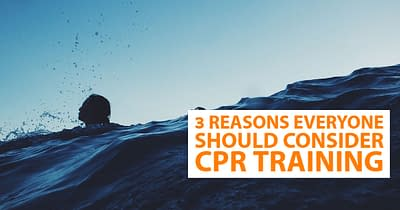 CPR Training Banner