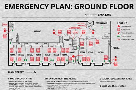 Code 3 Safety & Training Emergency Plan