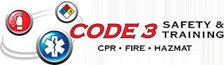 Code 3 Safety & Training Logo