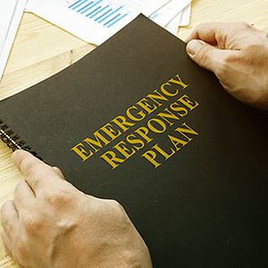emergency Response Plan Folder