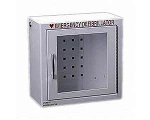Emergency AED Wall Cabinet