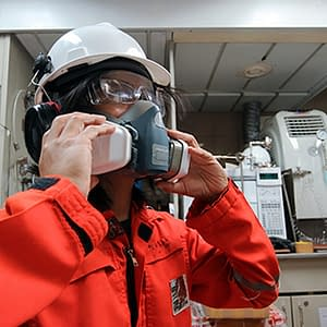Code 3 Safety & Training Course on selection of correct respirators