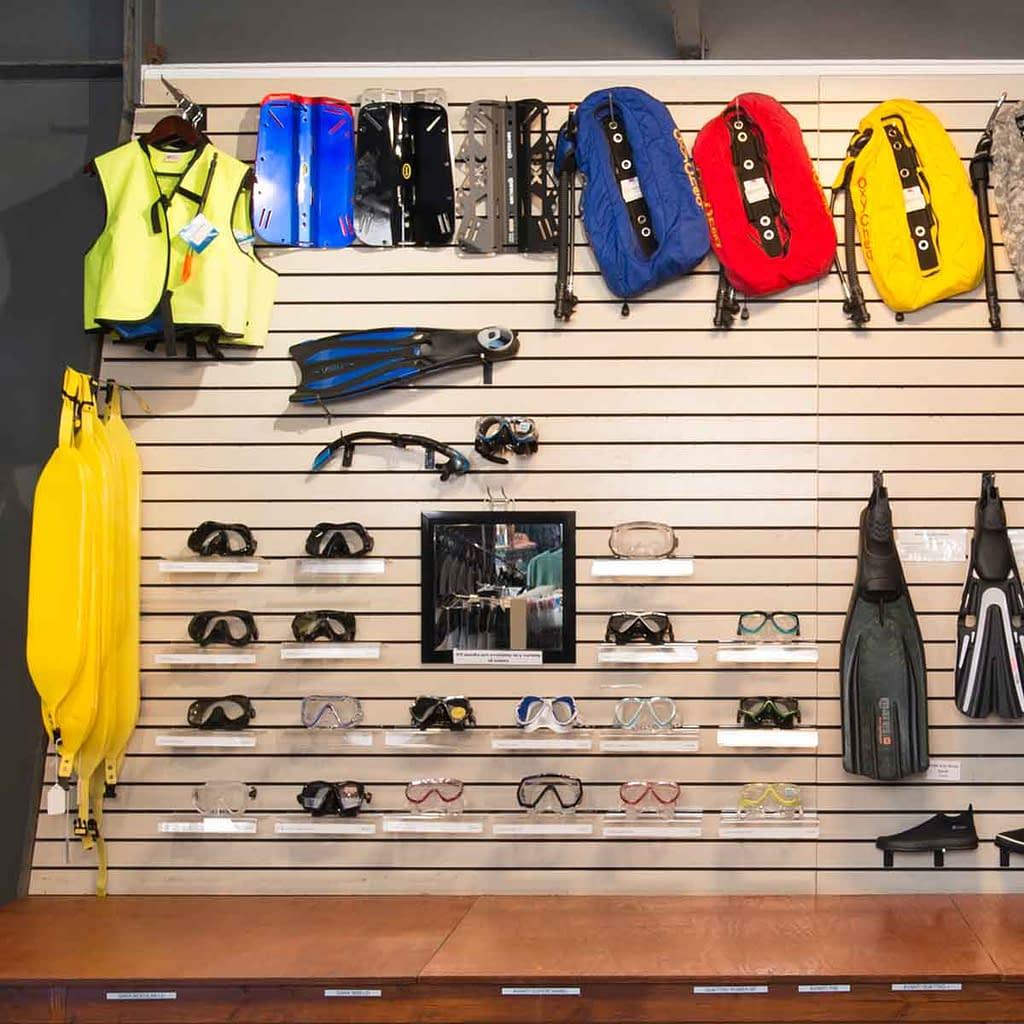 Kona Dive Shops Scuba Masks | Kona Honu Divers