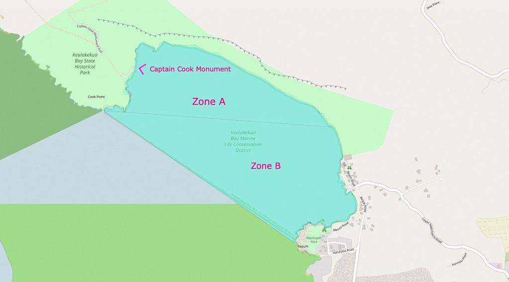 Spearfishing-Big-Island-kealakekua-bay-not-permitted
