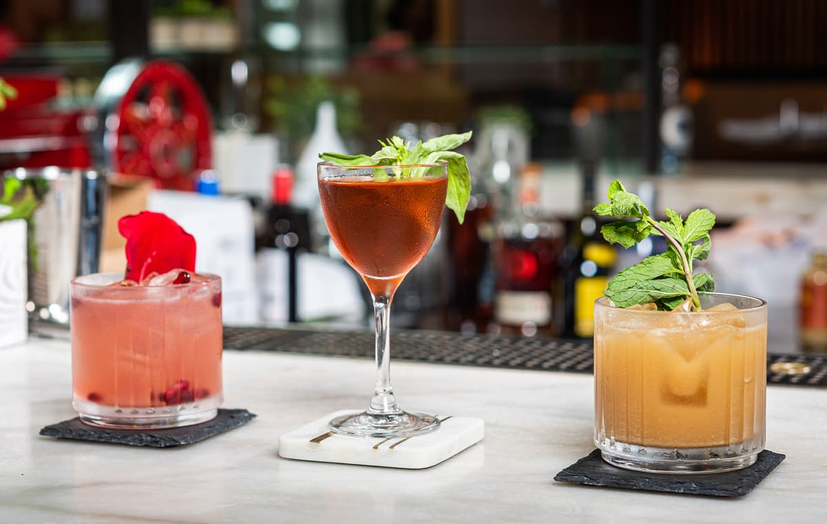 Mark Tubridy Cocktails