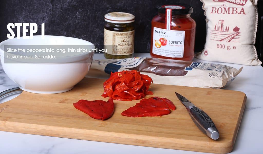 Paella Recipe step-by-step