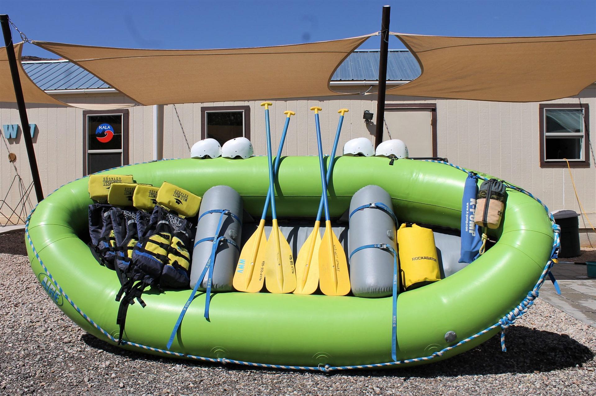 Aire Puma Paddle Raft