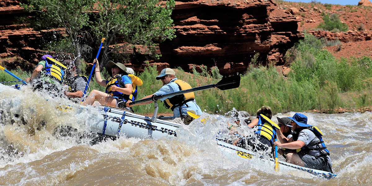 """Last Call"" Guided Sunset/Late Day Private Rafting Tour"