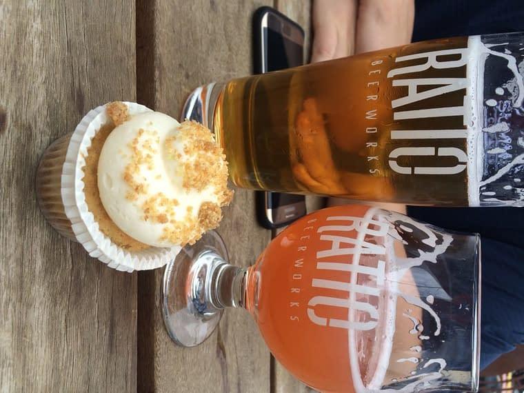 Ratio Beer & Cupcakes