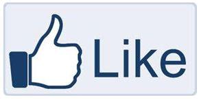 like Facebook button