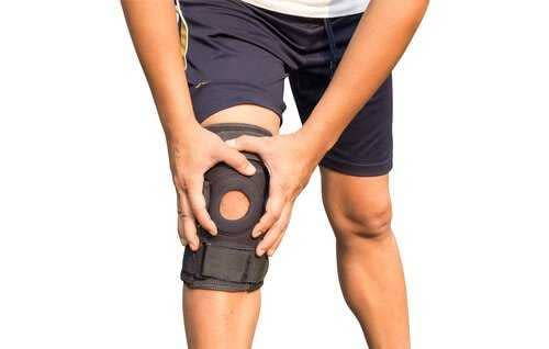 Knee, Leg and Arm Injuries