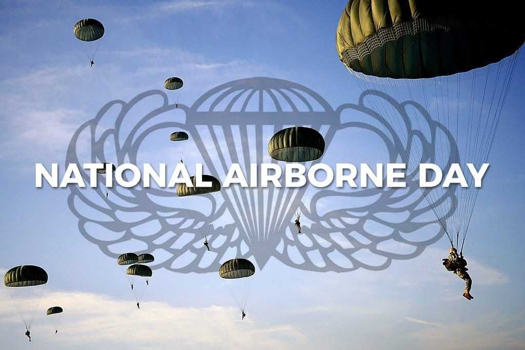Commemorating National Airborne Day