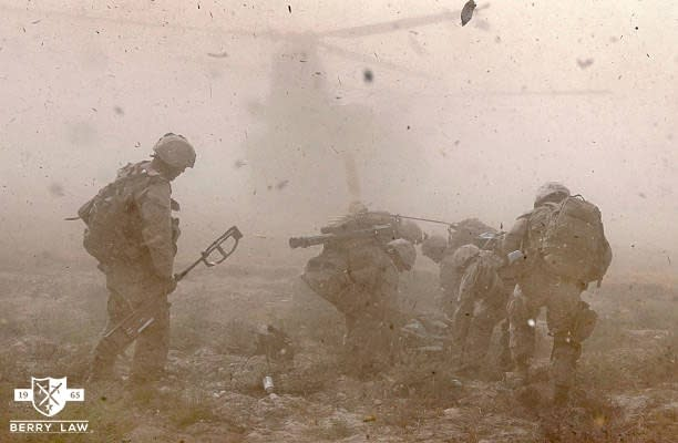 Afghanistan War Symptoms
