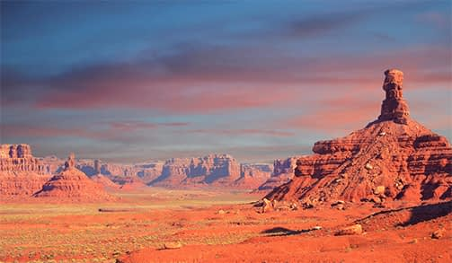 Valley of the Gods Sunset Tour