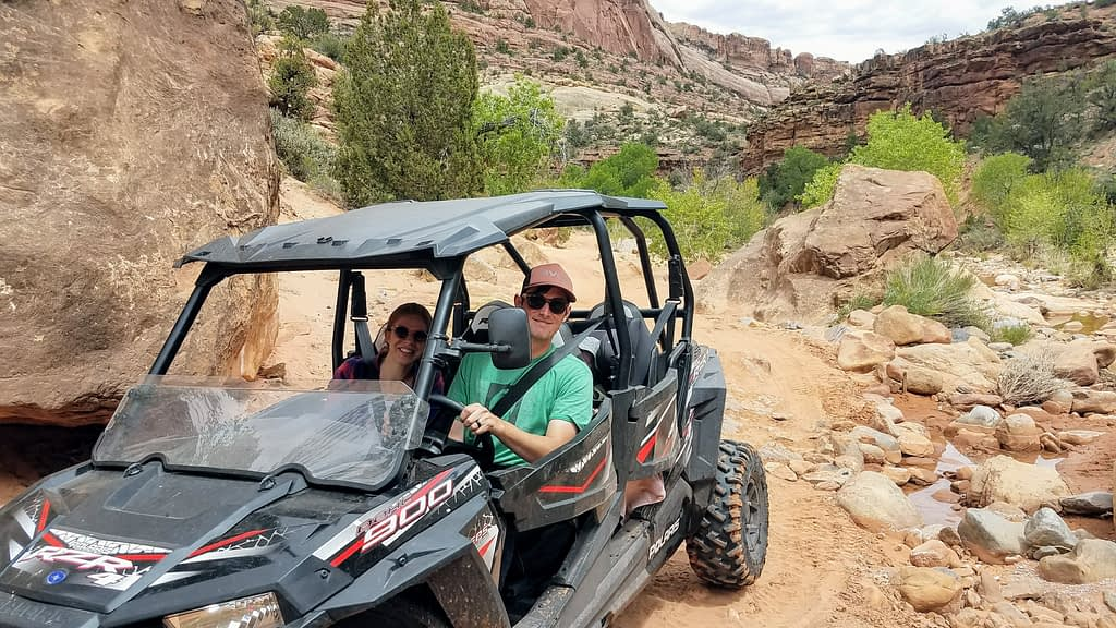 Arch Canyon UTV Excursion