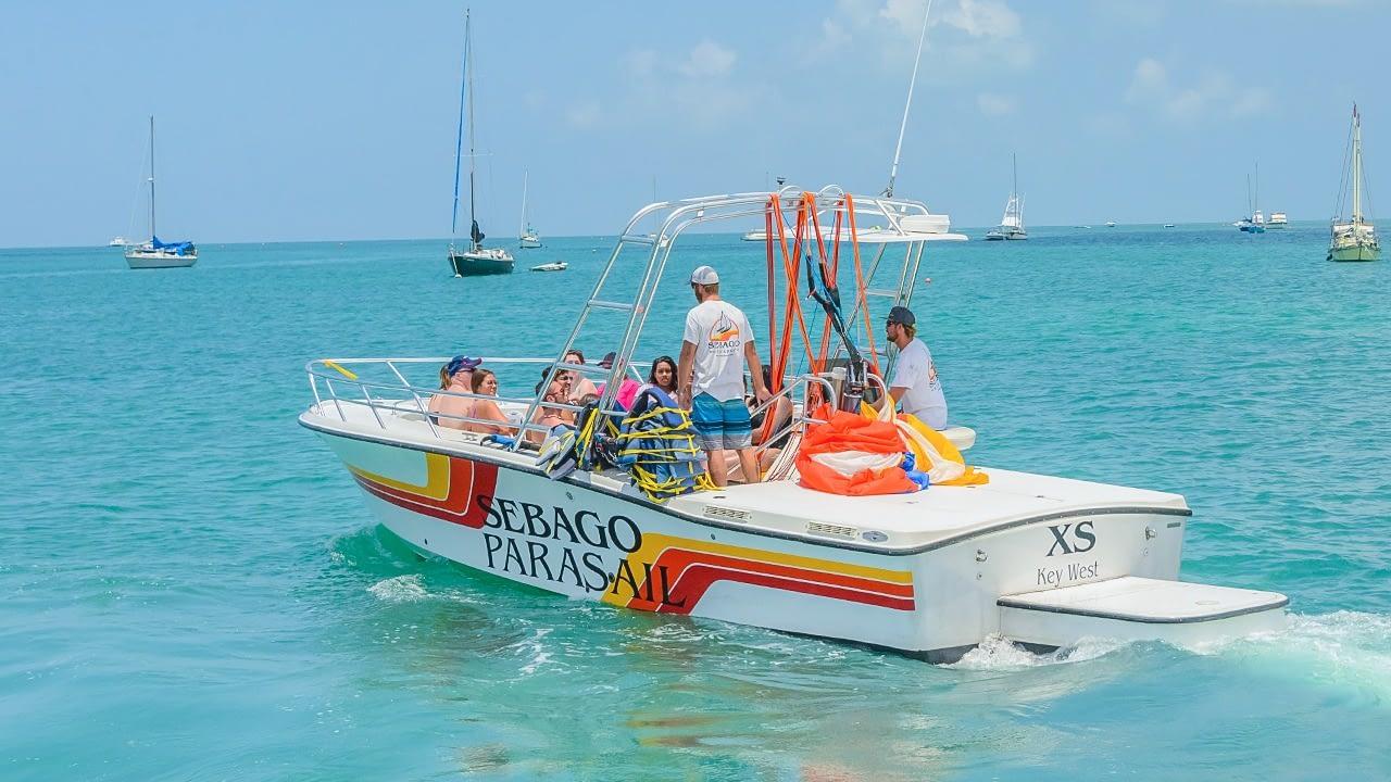 Parasailing – Key West